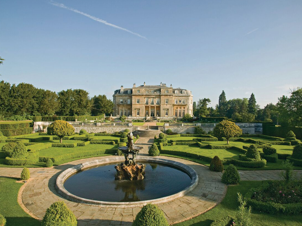 Image of Luton Hoo Estates By the Conference shop