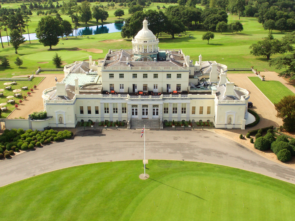Image of Stoke Park By the Conference shop